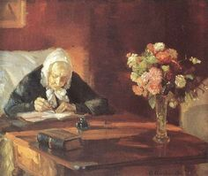 anna ancher paintings