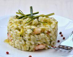 la via delle spezie - riso con zucchine e gamberi