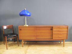 sideboard, decada muebles vintage, mid century modern, danish furniture, www,decada.com.mx
