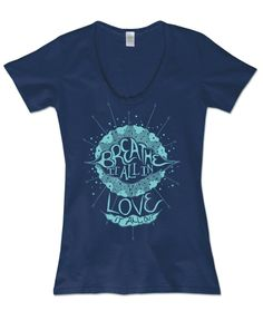 Soul Flower Pin it to Win it Contest: Love it All Out T-Shirt #faveSFtee #favSFtee