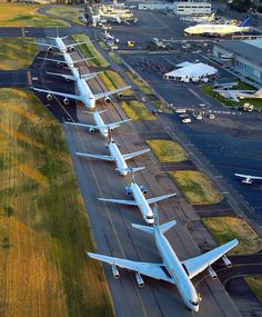 The Boeing family
