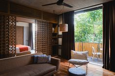 The Luxurious Bisma Eight in Bali – interior design by FUUR - furniture by ZAPPdesign