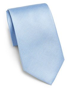 Tonal Silk Tie - SaksOff5th