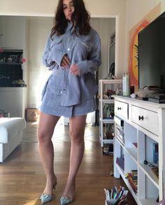 Waist Skirt, High Waisted Skirt, Rose Williams, Theo James, Bucket, Victoria, Shirt Dress, Skirts, Dresses