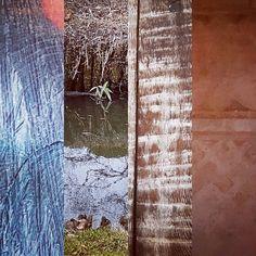 Une journée mancelle  #quilt contemporain #textileinutile #arttextile