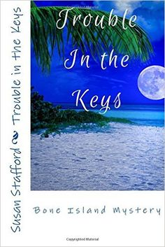 """""""Liz, a blackjack dealer working in New Orleans has just learned of some misplaced jewelry, which she later learns is stolen; and she's determined to find it. She has returned home to Key West under the guise of visiting her childhood friend, Maggie, who owns The Dream Shop. Initially unaware of the real reason for Liz's visit, or the danger involved..."""" http://www.amazon.com/Trouble-Keys-Bone-Island-1/dp/1511848103/ref=sr_1_1?ie=UTF8&qid=1437703523&sr=8-1&keywords=trouble+in+the+keys"""