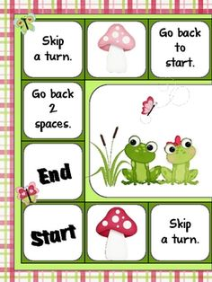 Free!!! Adorable Leap Day game...includes cards for skip counting, but is open ended!