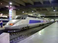 France: Trains of even greater Vitesse