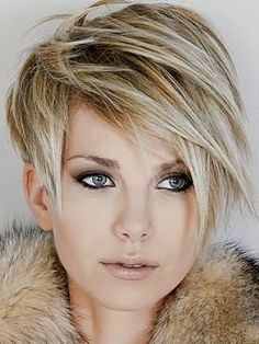 amazing Short Blonde Hairstyles 2014 Love the color