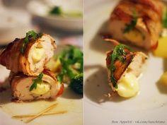 шеф-повар Одноклассники: Куриное филе, запеченное с сыром