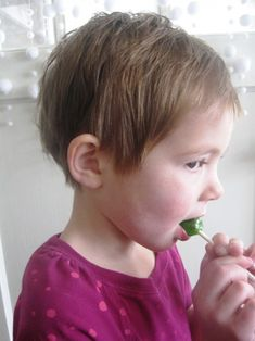 Pixie cut for little girl
