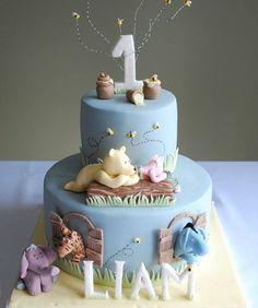Winnie Poih Cake