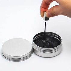 New Arrival Playdough Slime Magnetic Rubber Mud Strong Plasticine Putty Magnetic Clay