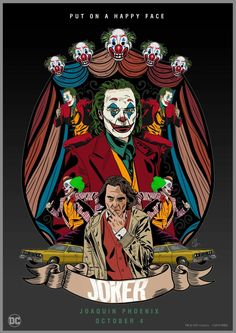 Joker by Joaquin Phoenix Joker Batman, Joker Art, Batman Comics, Gotham Batman, Batman Robin, Spiderman, Fotos Do Joker, Joker Pics, Joker Poster