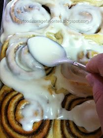 Spread on Frosting