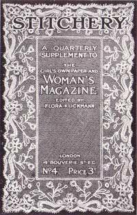 Flora Klickmann crochet patterns...antique crochet patterns