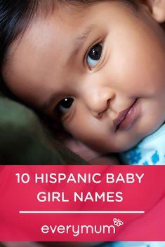 10 Beautiful Latino Baby Girl Names You Will Love. Alexa, Lola, Julietta, we ado… - Baby Boy Names Baby Girl Names Hispanic Baby Names, Hispanic Babies, Baby Girl Names Elegant, Girls Names Vintage, Rare Baby Names, Unique Baby Names, Latino Baby, Millie Bobby Brown, Baby Baby