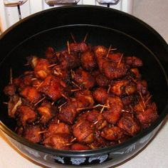 This appetizer recipe for chicken breast wrapped in bacon will have a grown man down on his knees begging for more. These are that good. Bacon is duct tape for food because It fixes everything