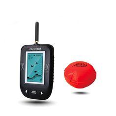 signstek ff-009 portable fish finder fishfinder with round sonar, Fish Finder