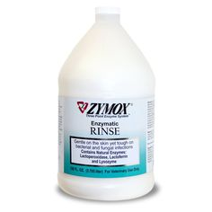 Zymox Medicated Pet Rinse Shampoo 1Gallon ** Find out more about the great product at the image link.