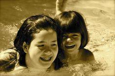 Rebecca e Marina