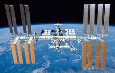 For the first time, NASA will be broadcasting live from the International Space Station (ISS). While NASA has posted video from space before, this will be the first time it will be streamed live. Station Iss, Cosmos, Les Satellites, John Glenn, Nasa Astronauts, Nasa Planets, Space Planets, International Space Station, Iss International