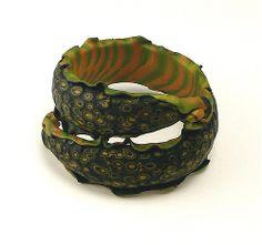 Nudibranch Bracelet by malodora, via Flickr