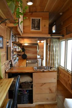 Small / Tiny Houses and Interiors — TINY HOUSE - GORGEOUS INTERIOR ...