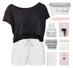 """""""write your name in the rain"""" by orchid-fire ❤ liked on Polyvore featuring Elizabeth and James, Frette, Christy and samiraxsabad"""