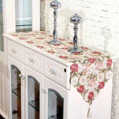 Ethomes Chemin de Table Dentelle D/écoration pour Maison Mariage 42 x 210cm
