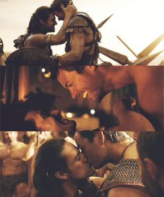 Nagron Spartacus Tv Spartacus Series Project Awesome Otp Tv Shows Television