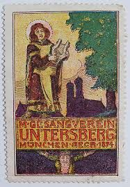 Image result for GRENOBLE 1925 POSTER STAMP