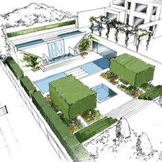 concept design by thomas hoblyn suffolk garden design