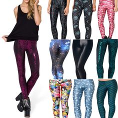 Cheap leggings pantyhose, Buy Quality leggings black directly from China leggings clothing Suppliers:        2014 Women Legging Pants Black Milk Leggings Gym Clothes Dragon Egg Printed Leggings for Women Fitness Clothing f
