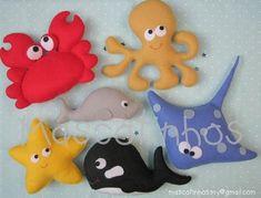 Fundo do Mar!   Os animais maiores para a decoração do quart…   Flickr - Photo Sharing!