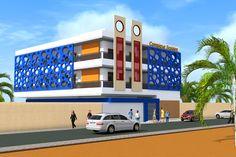 Projet de construction d'un complexe scolaire a Ouagadougou, Albert Kwessi