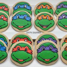 Teenage Mutant Ninja Turtles | Cookie Connection