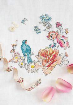 Hélène le Berre - Les oiseaux à broder au point-copie-2