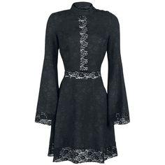 Floral Jaquard Dress - Medium-length dress by Jawbreaker