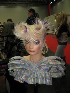 Mannequin hair at OMC Championships www.omchairworld.com