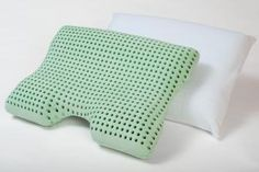 Dream Form Dual Comfort Memory Foam Pillow with Cover - Overstock™ Shopping - The Best Prices on Dream Form Memory Foam Pillows Super Cool Stuff, Brownie In A Mug, Comfortable Pillows, Foam Pillows, Bedding Basics, Best Pillow, Backrest Pillow, Textures Patterns, Memory Foam