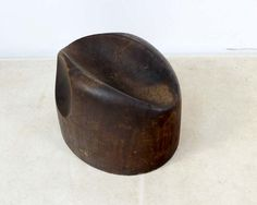 Vintage Hat Mold / Millinery Hat Form / Hat by ConceptFurnishings