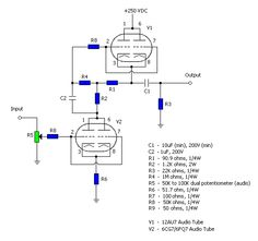 tube amps schematics - Αναζήτηση Google