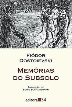 Memorias do Subsolo Dostoievski
