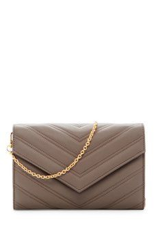Vince Camuto - Daz Quilted Leather Clutch