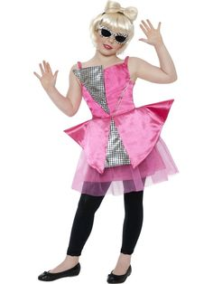 Kostium dziecięcy MINI DANCE DIVA 7-9 lat