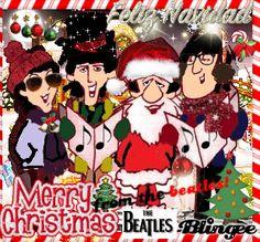 112 best christmas cards images on pinterest the beatles members feliz navidad from the beatles m4hsunfo