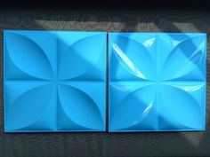 PVC 3D Wall Panel  1. Beautiful Color 3D PVC Wall Panel;  2. Washable and Waterproof; 3. Suitable for Both Indoor and Outdoor/Interior and Exterior Wall Decoration; 4. Original Color is White, DIY or Custom Color Available; 5. Each Design Can Be Made into Matte or Glossy Surface; 6. The Design Above, the Left One is Matte Surface, and the Right One is Glossy Surface; 7. More Designs Available, Please Contact or Reply for E-Catalog.