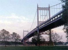 East River Suspension Span