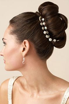 TLC Weddings Best Wedding Hair Accessories